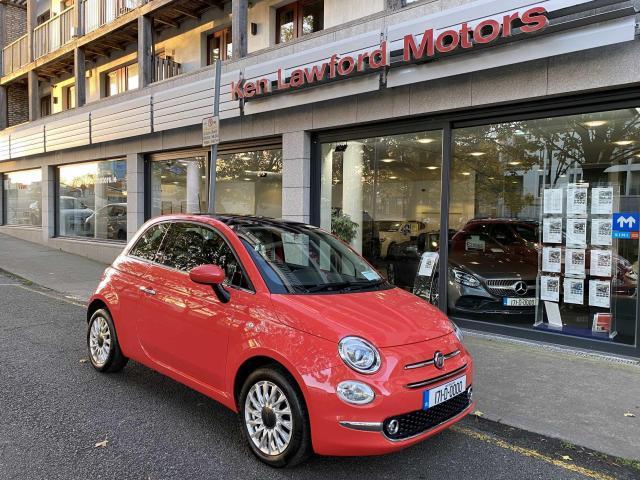 2017 Fiat 500 1.2 LOUNGE