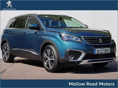Photos of 2018 Peugeot 5008 1.6L Manual