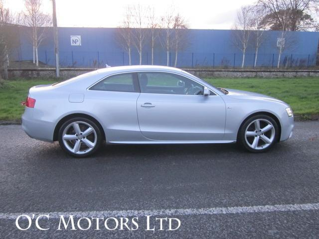 2012 Audi A5 20 Tdi S Line 177ps 3dr Price 15250 20 Diesel For