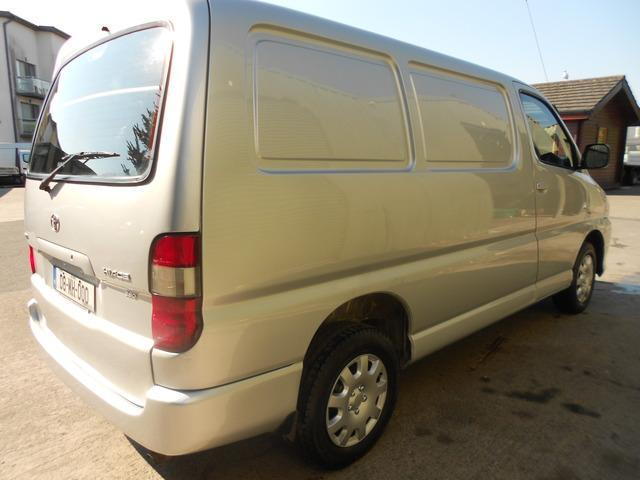 2008 Toyota Hiace 280 SWB D-4D 95, Price: €4,950 2 5 Diesel for sale