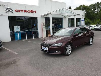 Photos of 2015 Skoda SUPERB 2.0L Automatic