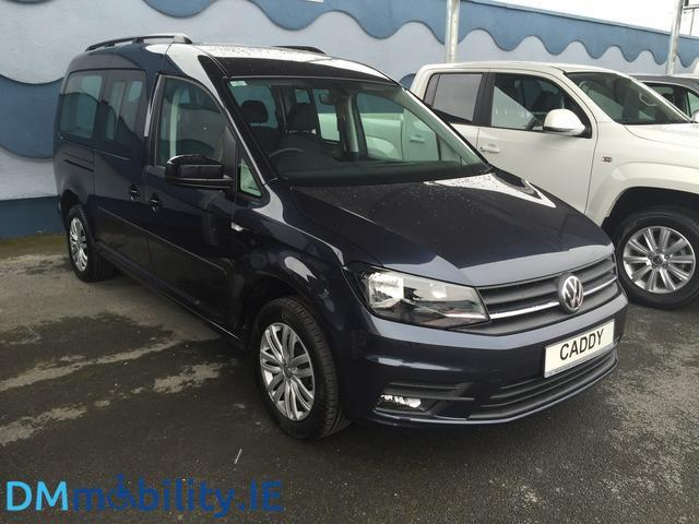 2019 Volkswagen Caddy Maxi Life Wheelchair Accessible Car Price 30 950 2 0 Diesel For Sale In