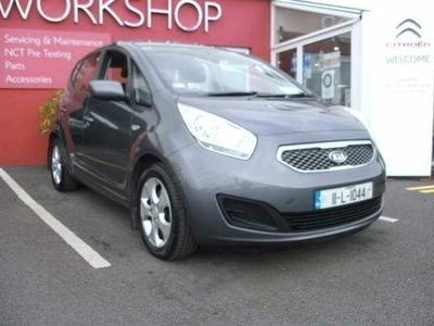 Photos of 2011 Kia VENGA 1.4L Manual