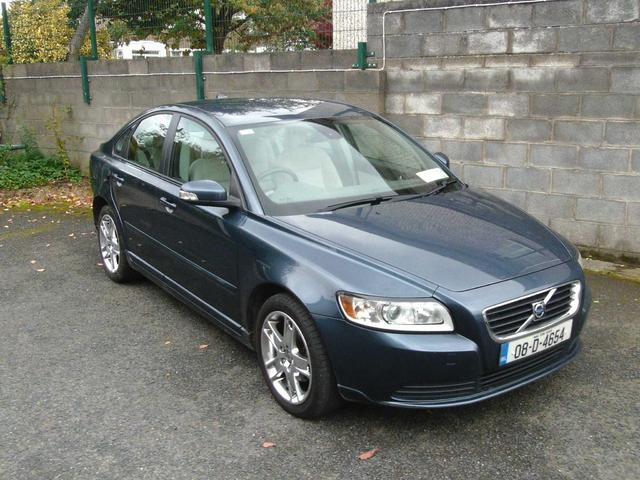 2008 Volvo S40 1.8 SE * FSH * LOW Kms