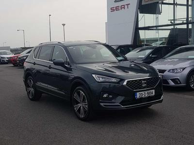 Photos of 2020 Seat TARRACO 2.0L Automatic