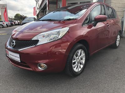 Photos of 2016 Nissan NOTE 1.2L Manual