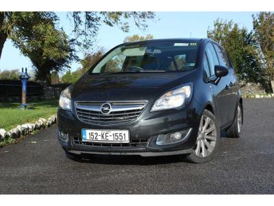 Image 2 for Opel Meriva Wheelchair Accessible