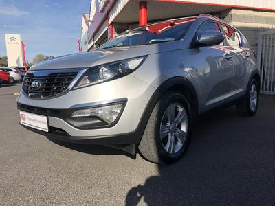 Photos of 2013 Kia SPORTAGE 1.7L Manual