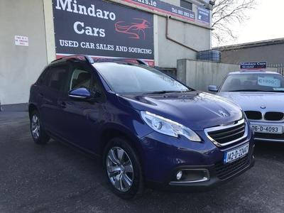 Photo of 2014 PEUGEOT 2008 car for sale - Mindaro Cars