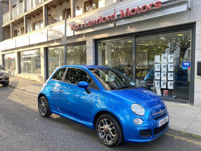 2015 Fiat 500 1.2i S S/S