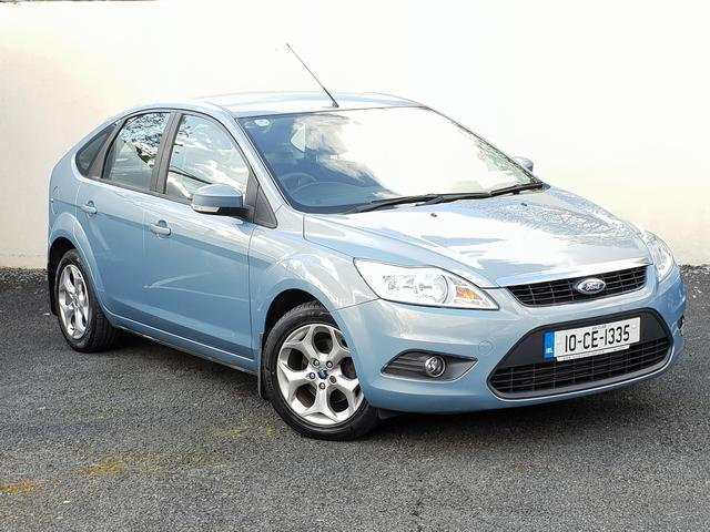 Nye 2010 Ford Focus Style 1.6tdci 90PS SI 5DR, Price: €6,500 1.6 JC-71