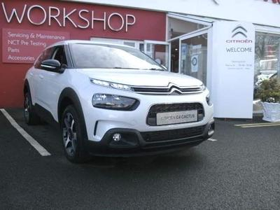 Photos of 2020 Citroen C4 CACTUS 1.5L Manual