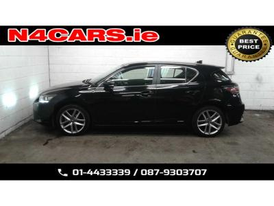 Image 10 for Lexus CT 200h FINANCE 29e / WEEK   ONE OWNER    1.8 CT200H SE-I AUTO   CARTELL MOTORCHECK
