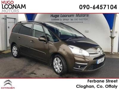 Photos of 2012 Citroen GRAND C4 PICASSO 1.6L Manual