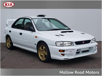 Photos of 2000 Subaru IMPREZA 2.0L Manual