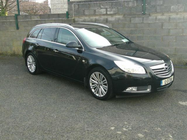 2012 Opel Insignia 2.0 Diesel