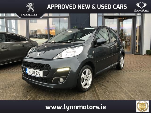 2014 (141) peugeot 107 1.0 active, price: €poa 1.0 petrol for sale