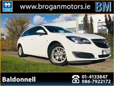 Image 1 for Opel Insignia 2.0 CDTi E/F DESIGN*SAT NAV*ESTATE