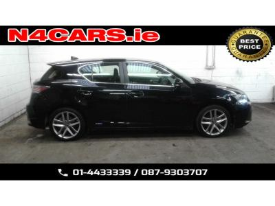 Image 9 for Lexus CT 200h FINANCE 29e / WEEK   ONE OWNER    1.8 CT200H SE-I AUTO   CARTELL MOTORCHECK