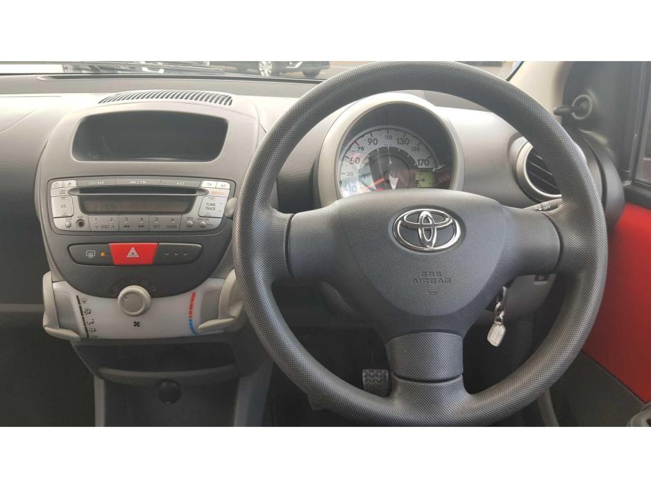 Photos of Toyota Aygo
