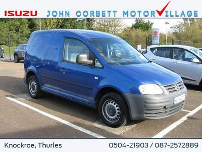 Photos of 2006 Volkswagen CADDY 1.9L Manual
