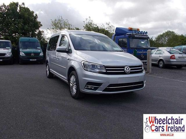 2018 volkswagen caddy maxi life brand new wheelchair accessible