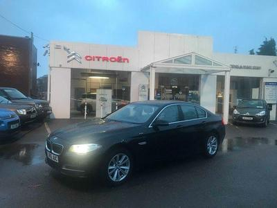 Photos of 2015 Bmw 5 SERIES 2.0L Automatic