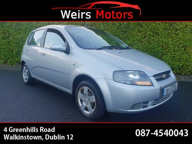 2008 Chevrolet Kalos 12 Se Abs Price 2999 12 Petrol For Sale