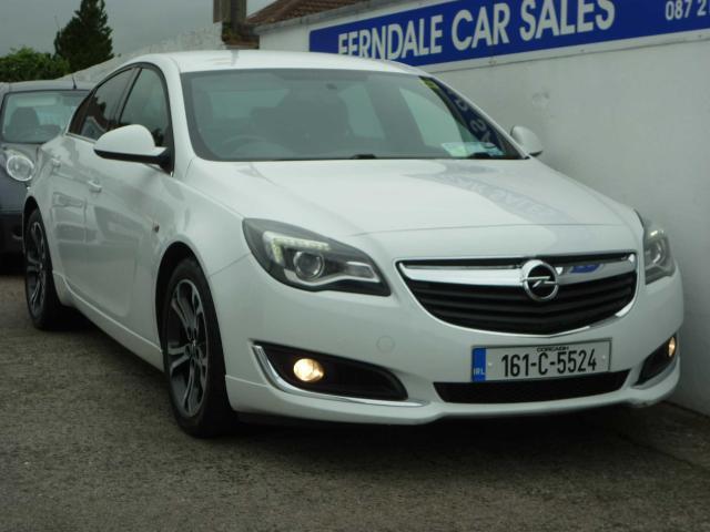 2016 Opel Insignia 2.0 Diesel