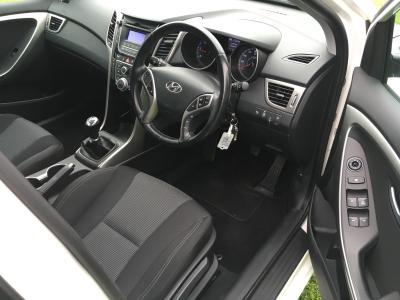 Image 6 for Hyundai i30 1.6 CRDi 110PS Blue Drive Active (68K Miles)
