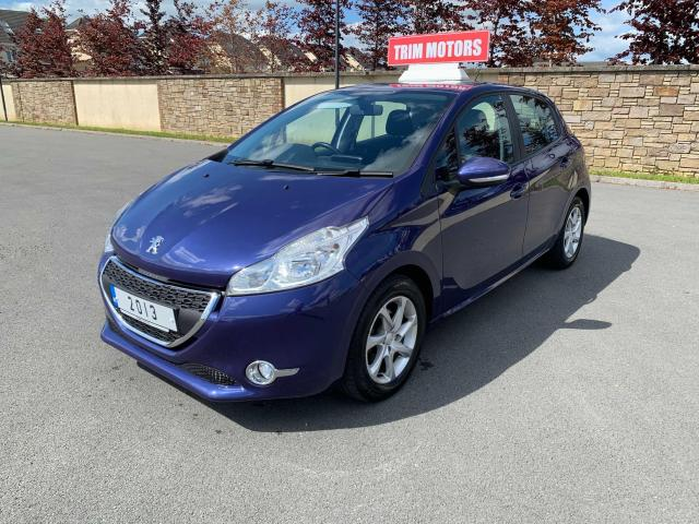 2013 Peugeot 208 1.4 HDI 70 ACTIVE