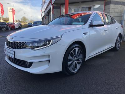 Photos of 2018 Kia OPTIMA 1.7L Manual