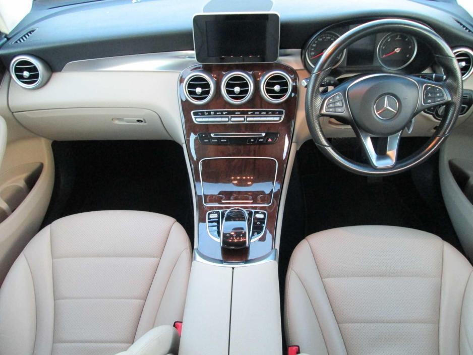 Photos of Mercedes-Benz GLC Class
