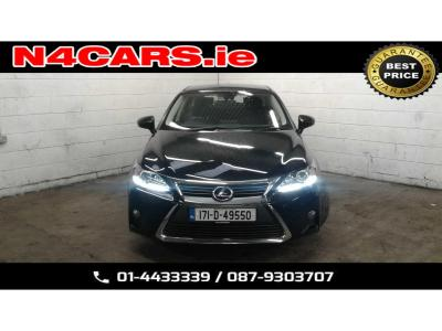 Image 2 for Lexus CT 200h FINANCE 29e / WEEK   ONE OWNER    1.8 CT200H SE-I AUTO   CARTELL MOTORCHECK