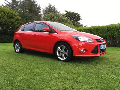 Image 1 for Ford Focus 1.6 TDCI Zetec ECO S/S 113BHP 5DR