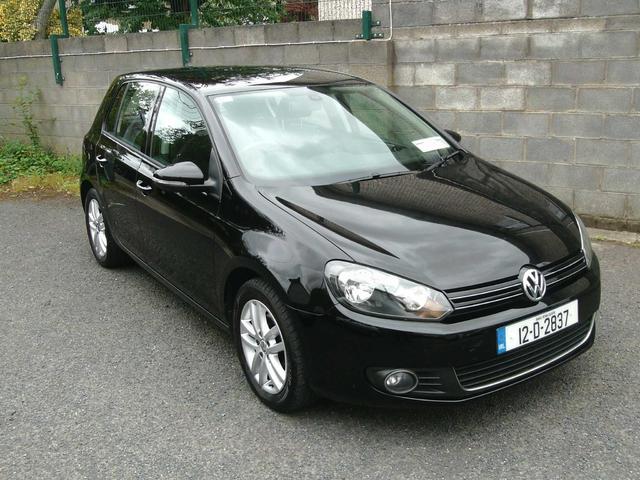 2012 Volkswagen Golf 1.6 Diesel