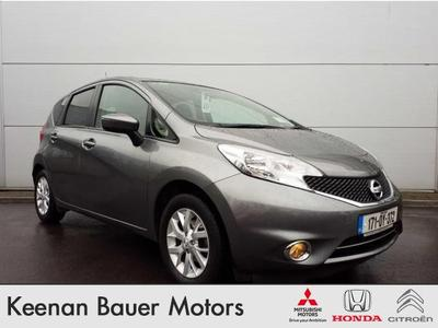 Photos of 2017 Nissan NOTE 1.2L Manual