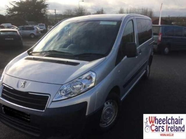 2014 PEUGEOT EXPERT Wheelchair Accessible