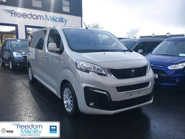2018 peugeot expert wheelchair accessible price poa 1 6 diesel for sale in mayo on. Black Bedroom Furniture Sets. Home Design Ideas