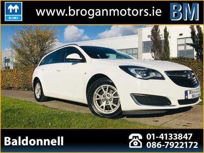 Image 23 for Opel Insignia 2.0 CDTi E/F DESIGN*SAT NAV*ESTATE