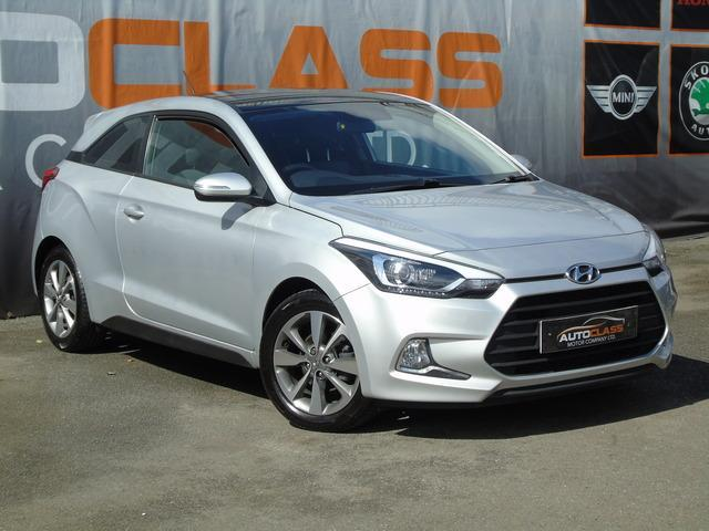 2015 Hyundai I20 Coupe 151 Reg Full Service History Mint Price