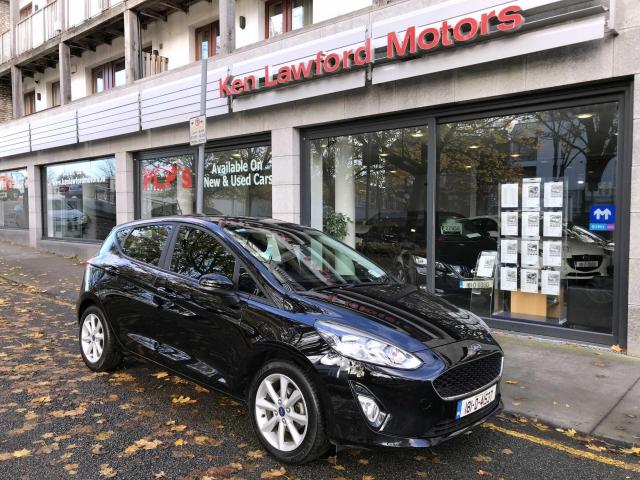 2018 Ford Fiesta Zetec 1.1 70PS 5DR ALLOYS