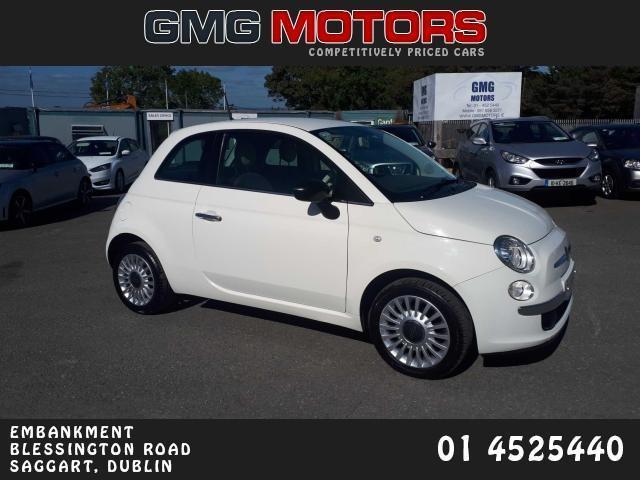 2014 Fiat 500 1.2 SPORT NCT 07/20