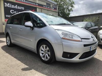 Photo of 2010 CITROEN GRAND C4 PICASSO car for sale - Mindaro Cars ltd