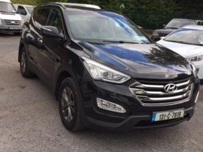 Photos of 2013 Hyundai SANTA FE 2.2L Manual
