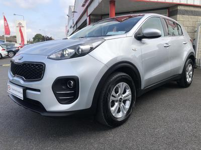 Photos of 2017 Kia SPORTAGE 1.7L Manual