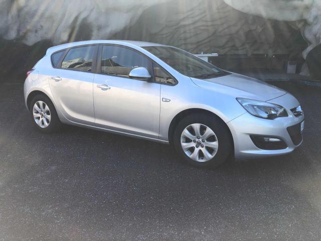 2014 Opel Astra 1.2 Diesel