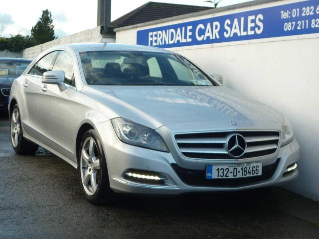 2013 Mercedes-Benz CLS Class 3.0 Diesel