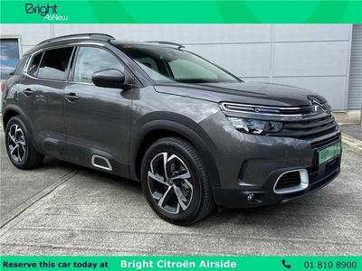 Photos of 2020 Citroen C5 AIRCROSS 2.0L Automatic
