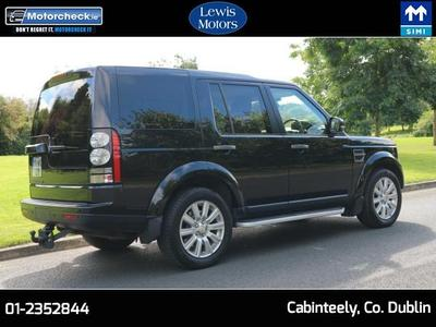 Image 4 for Land Rover Discovery 5 SEAT UTILITY, FULL LAND ROVER SERVICE HISTORY, PRICE PLUS VAT **FINANCE AVAILABLE**